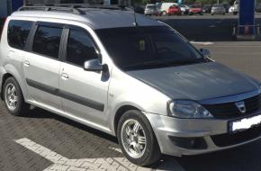 Аренда авто с правом выкупа Дачия Логан Киев без залога