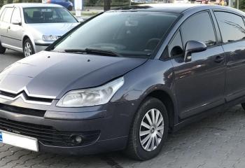 Аренда авто под выкуп Ситроен С 4 Киев без залога