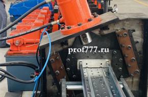 Оборудование для изготовления строительных лесов