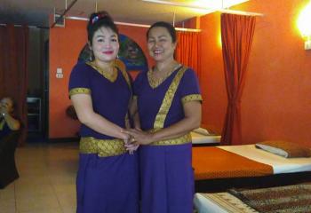 Тайские массажистки. Подбор мастеров и другие услуги в Таиланде