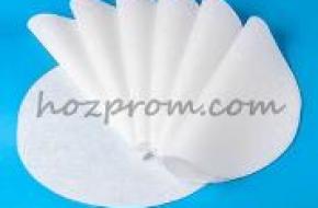 Фильтры для очистки молока размером 220 мм. и 400 мм.