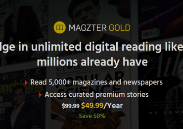 Более 8000 журналов на Magzter