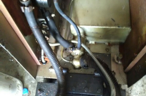 Передвижная установка-центрифуга очистки масел УМЦ-901А