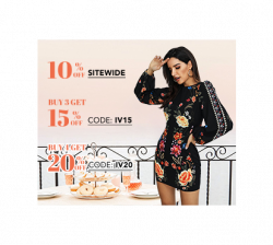 Модная одежда с доставкой от IVRose
